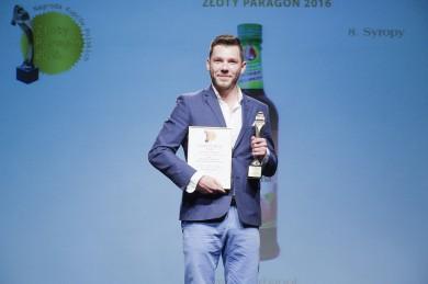 02.06.2016 Warszawa,  n/z Gala Zloty Paragon 2016 fot. Piotr Waniorek/zelaznastudio.pl