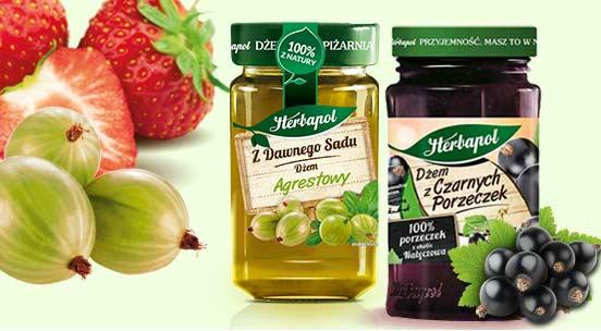 Produkty z kategorii Produkty dżemowe