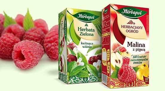 Produkty z kategorii Herbaty