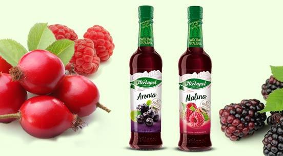Produkty z kategorii Syropy